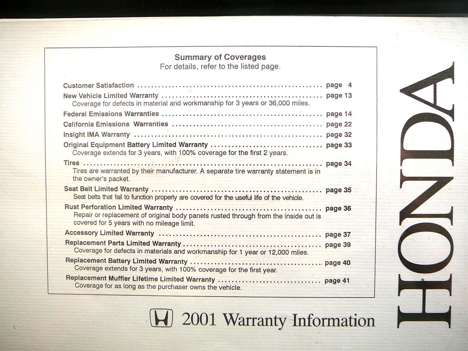 2001 owner s manual honda cr v honda amazon com books rh amazon com 2001 Honda CR-V Accessories honda cr v 2001 service manual pdf