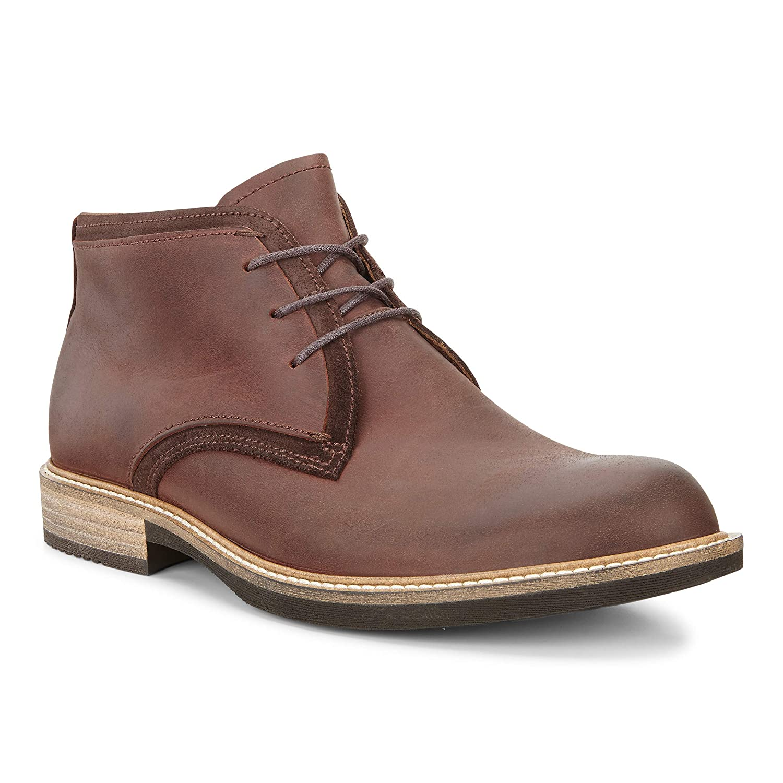 b8527f0174 ECCO Mens Kenton Derby Chukka Boot: Amazon.ca: Shoes & Handbags
