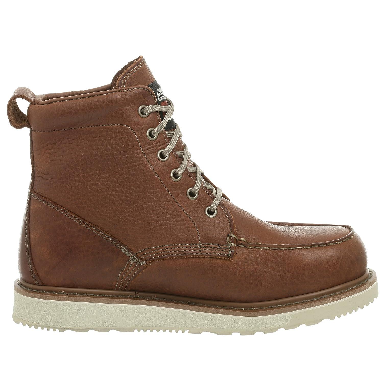 timberland pro slip on boots