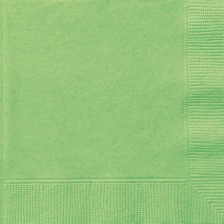 9ft x 4.5ft Apple Green Plastic Tablecloth Unique Party 50391