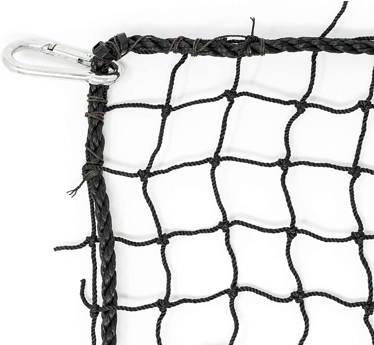 Just For Nets Nylon Lacrosse Practice/Barrier Net : Sports & Outdoors