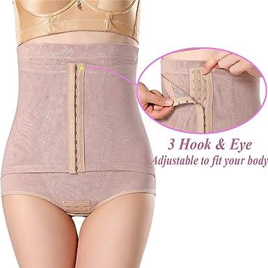 e40c23a6d9 AFUT Damen Miederhose Bauch Weg Stark Formend Miederslip Tailenmieder  Unterhose Shapewear Po Push-up Butt. Für größere Ansicht Maus über das Bild  ziehen