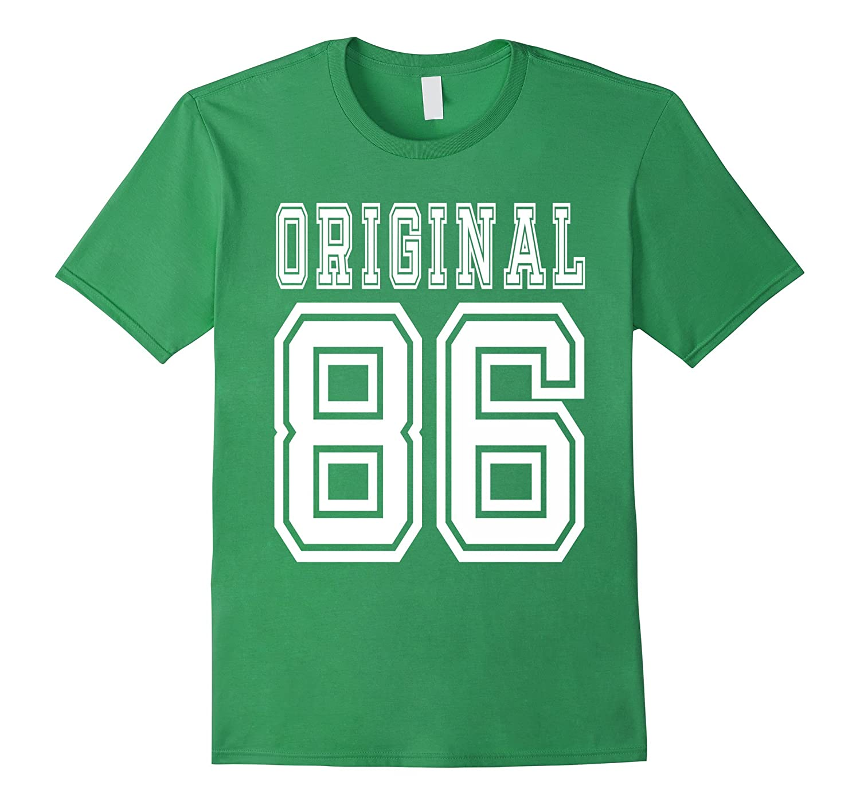 30th Birthday Gift 30 Year Old Present Idea 1986 T Shirt BN