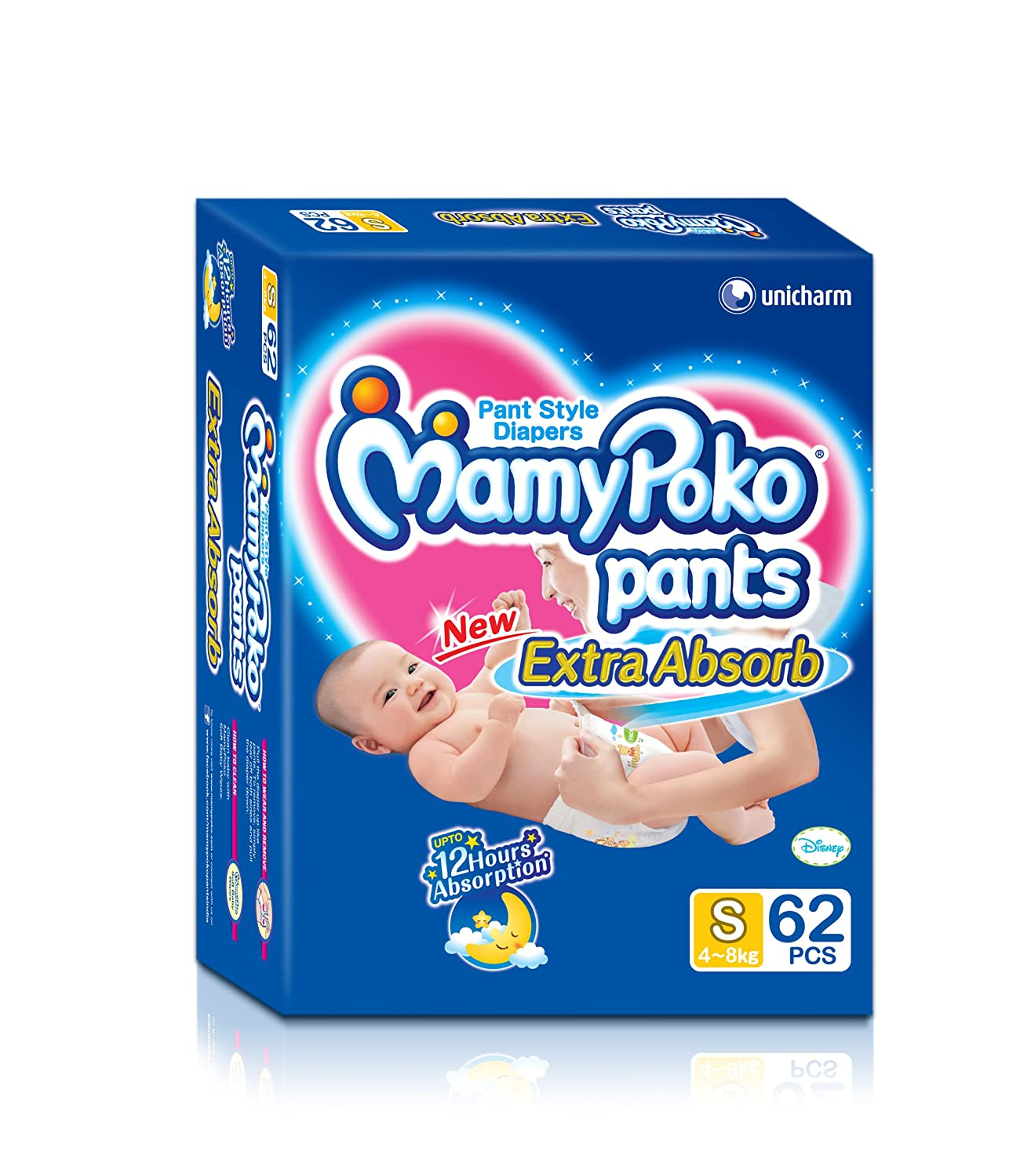 Harga Dan Spek Mamypoko Popok Pants Extra Dry Xl 26 Update 2018 Mamy Poko Xxl24 Buy Pant Style Small Size Diapers 62 Count Online At Low