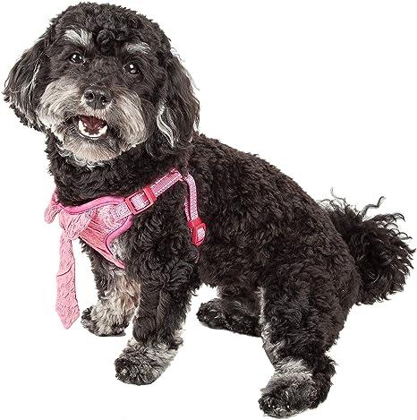 Pet Life Chichi - Arnés de Malla Reversible y Transpirable para ...
