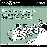 Someecards - Office Wall Calendar (2017)