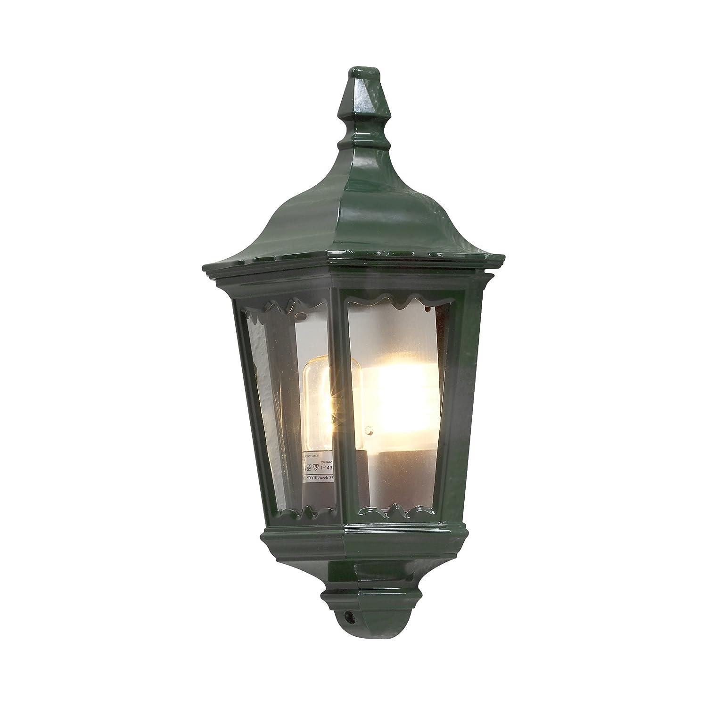 Konstsmide 7229 750 Basic Firenze Flush Wall Light