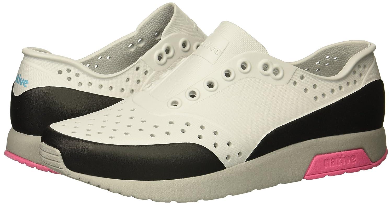 native Men's Lennox Water (10 Shoe B071WPG21W 8 Men's (10 Water B US Women's) M US|Mist Grey/Pigeon Grey/Hollywood Pink/Jiffy Block aea076