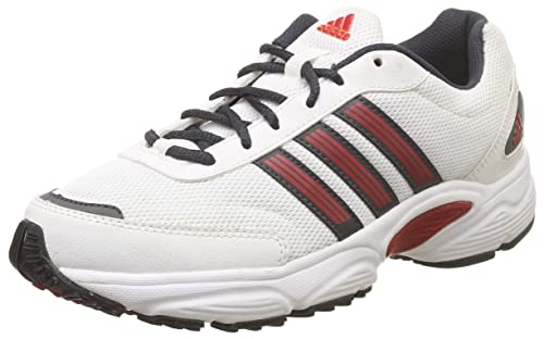 Dkgrey/Powred/Black Running Shoes-6 UK
