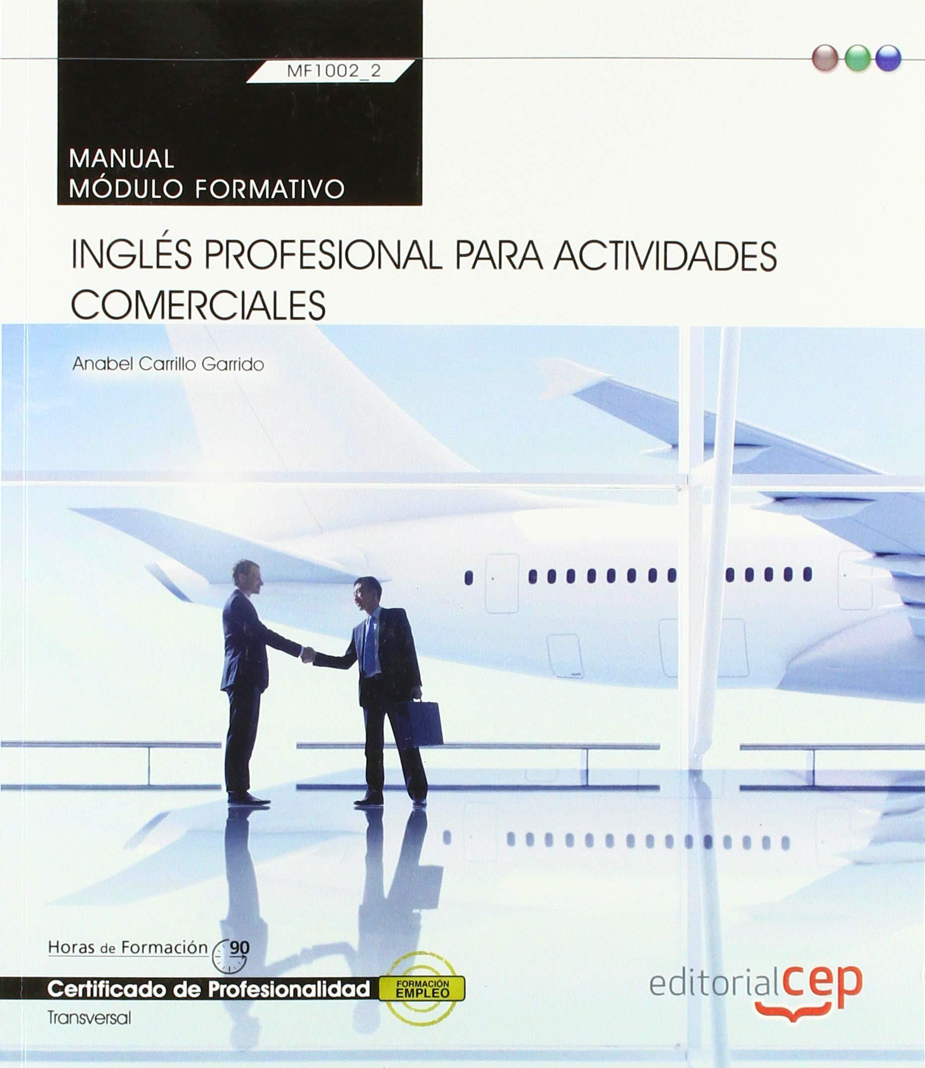 Manual. Inglés profesional para Actividades comerciales ...