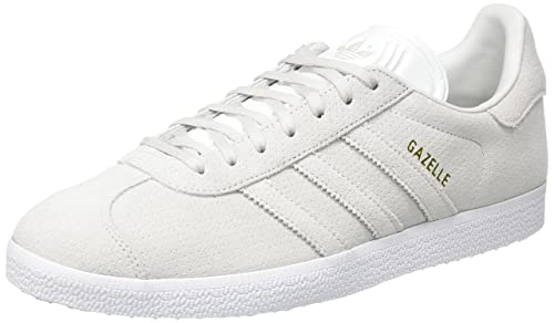 official photos 67411 ae67a adidas Gazelle, Scarpe da Ginnastica Basse Uomo, Grigio Grey One Gold  Metallic,