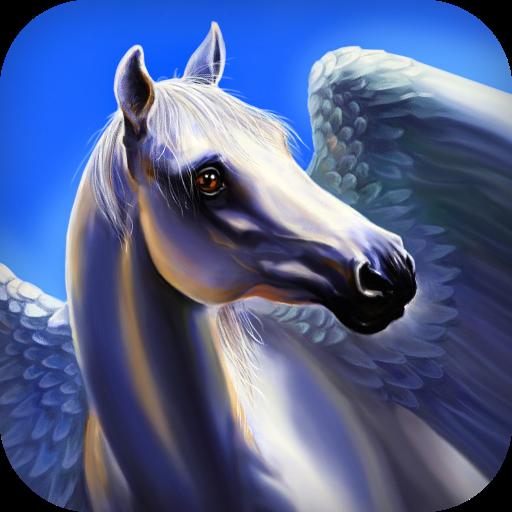 My Pegasus Horse 3D - Horse Games Free