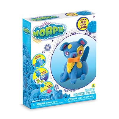 The Orb Factory Shaping and Building Compound - 2.5 ounce - Color: Blue Surf: Toys & Games