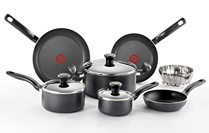 Amazoncom T Fal A821sa Initiatives Nonstick Inside And Out