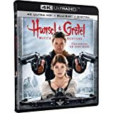 Hansel and Gretel: Witch Hunters [4K UHD + Blu-ray]