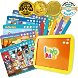 BEST LEARNING INNO PAD Smart Fun Lessons - Educational Tablet Toy to Learn Alphabet, Numbers, Colors, Shapes, Animals, Transportation, Time for Toddlers Ages 2 to 5 Years Old