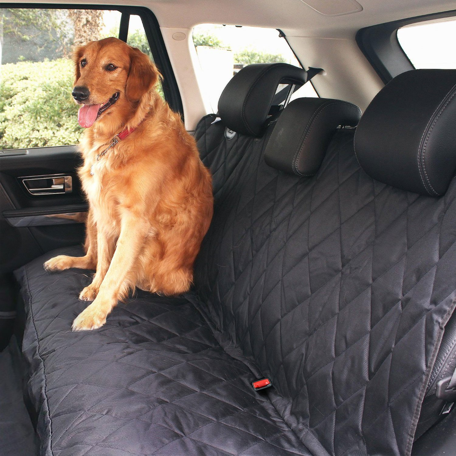 Pet Seat Cover For Cars Ninja Luxury WaterProof Durable Dog Car Truck