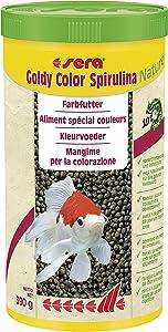 Sera 883 Goldy Color spirulina 13.7 oz 1.000 ml Pet Food, One Size