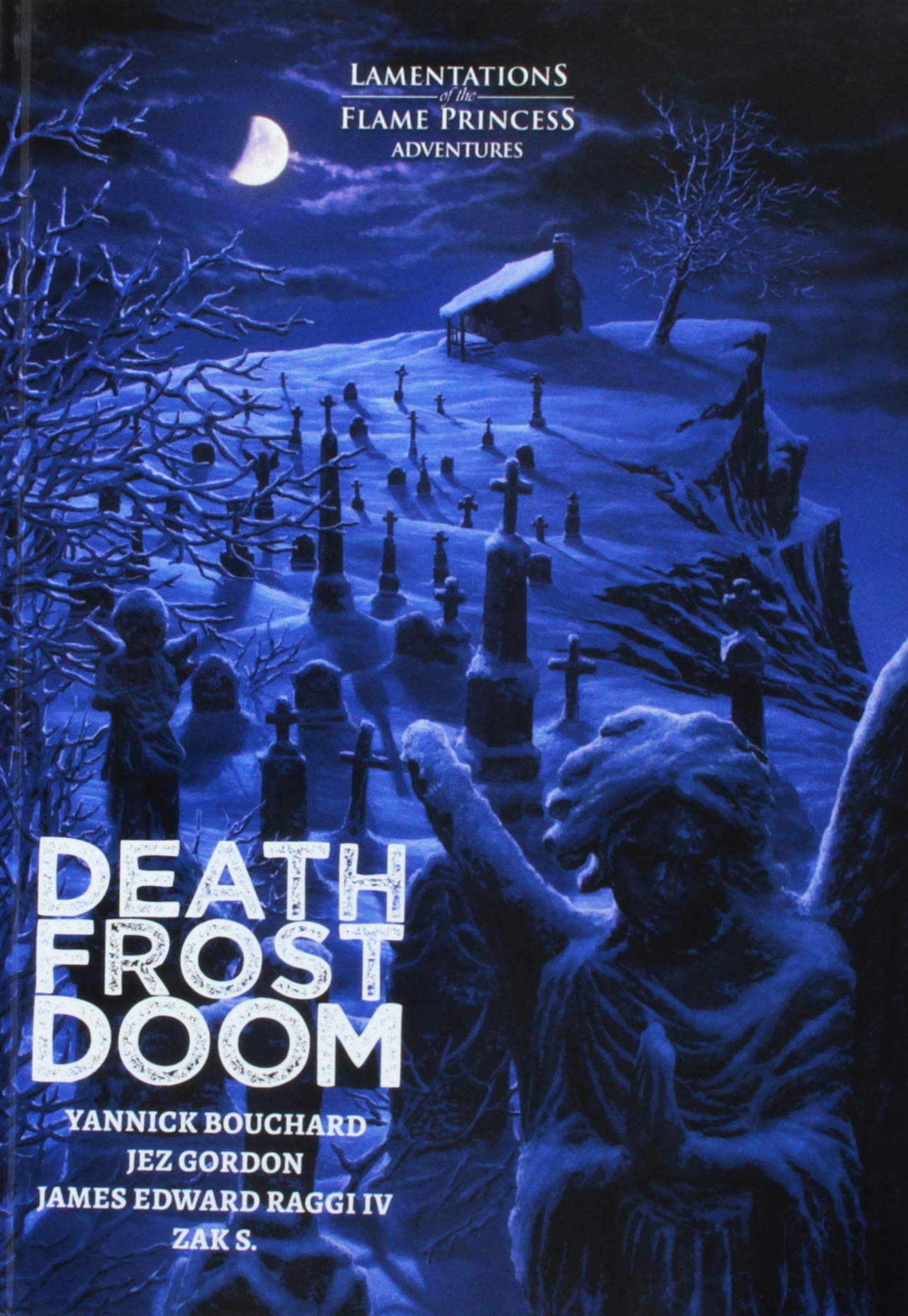 Image result for death frost doom