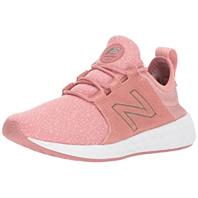 New Balance Women's Fresh Foam Cruz V1 Retro Hoodie: Shoes