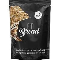 nu3 Preparato per Pane Proteico 230g LOW CARB | Impasto per Pane Vegano Senza Glutine ad Alto Contenuto Proteico con Semi di Lino, Chia, Psillio e Farina di Mandorle