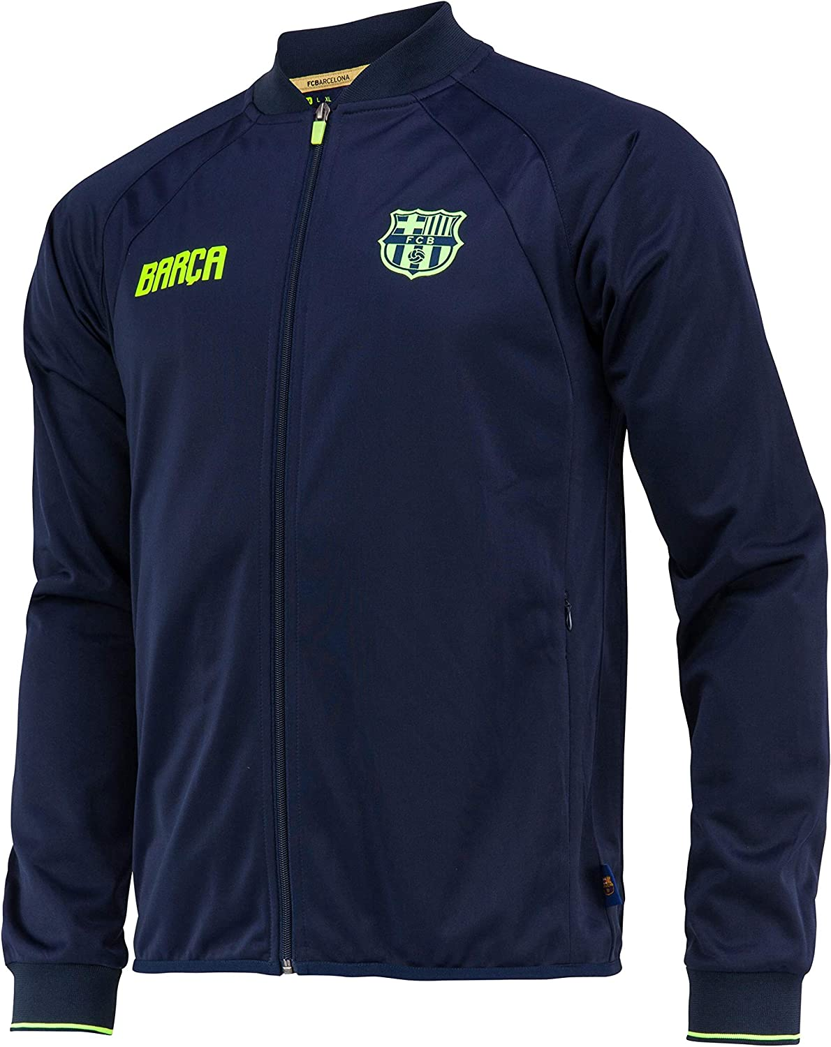 FC Barcelona Official Collection Adult Size Jacket
