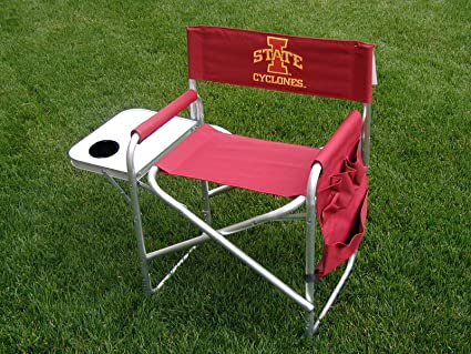 Collegiate Folding Directors Chair