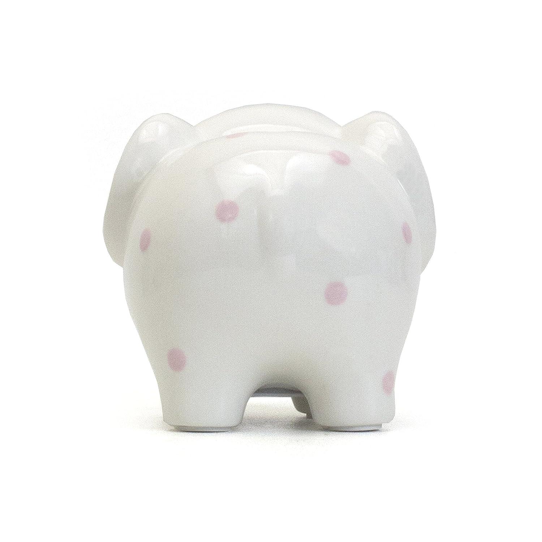 Amazon.com: Niño A Cherish elefante de cerámica hucha ...