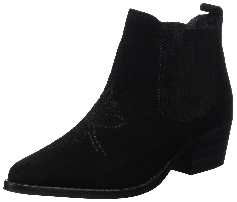 Shoe The Bear Leila S, Botas para Mujer37 EU|Negro (110 Black)
