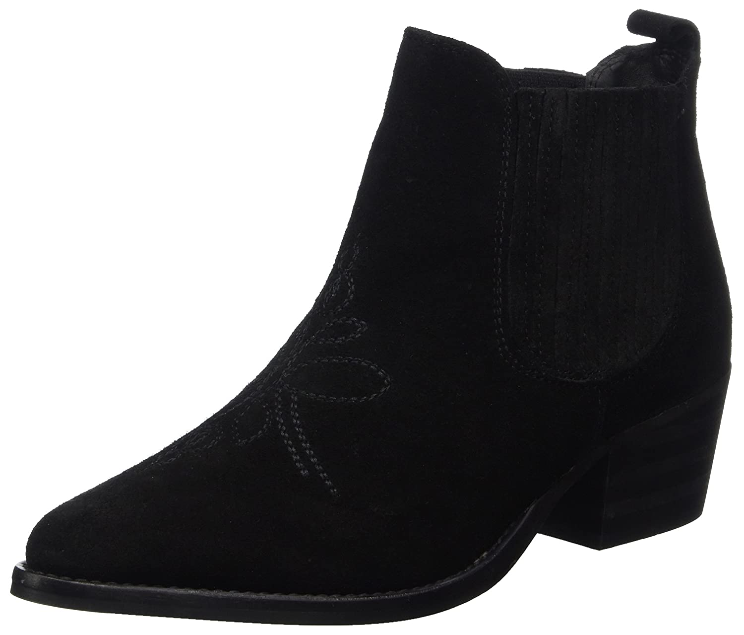 Shoe The Bear Leila S, Botas para Mujer Negro (110 Black)