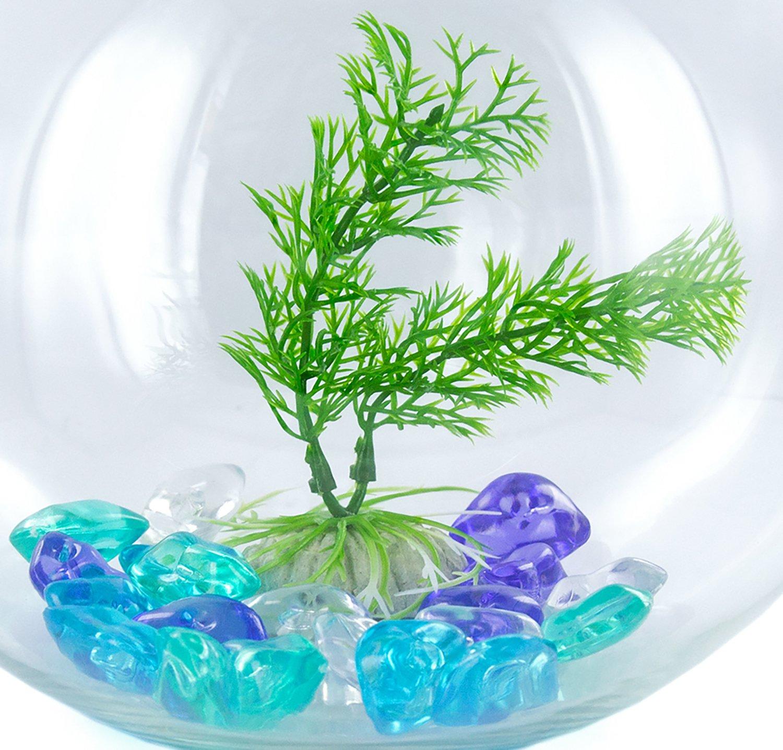 Elektronischer Goldfisch im Glas Spielzeug  Goldfisch