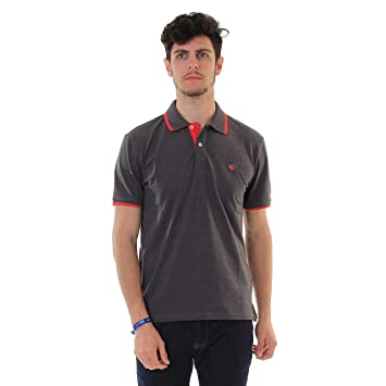 Champion m-polo Auth Piq Str, gris, X-Large: Amazon.es: Deportes y ...