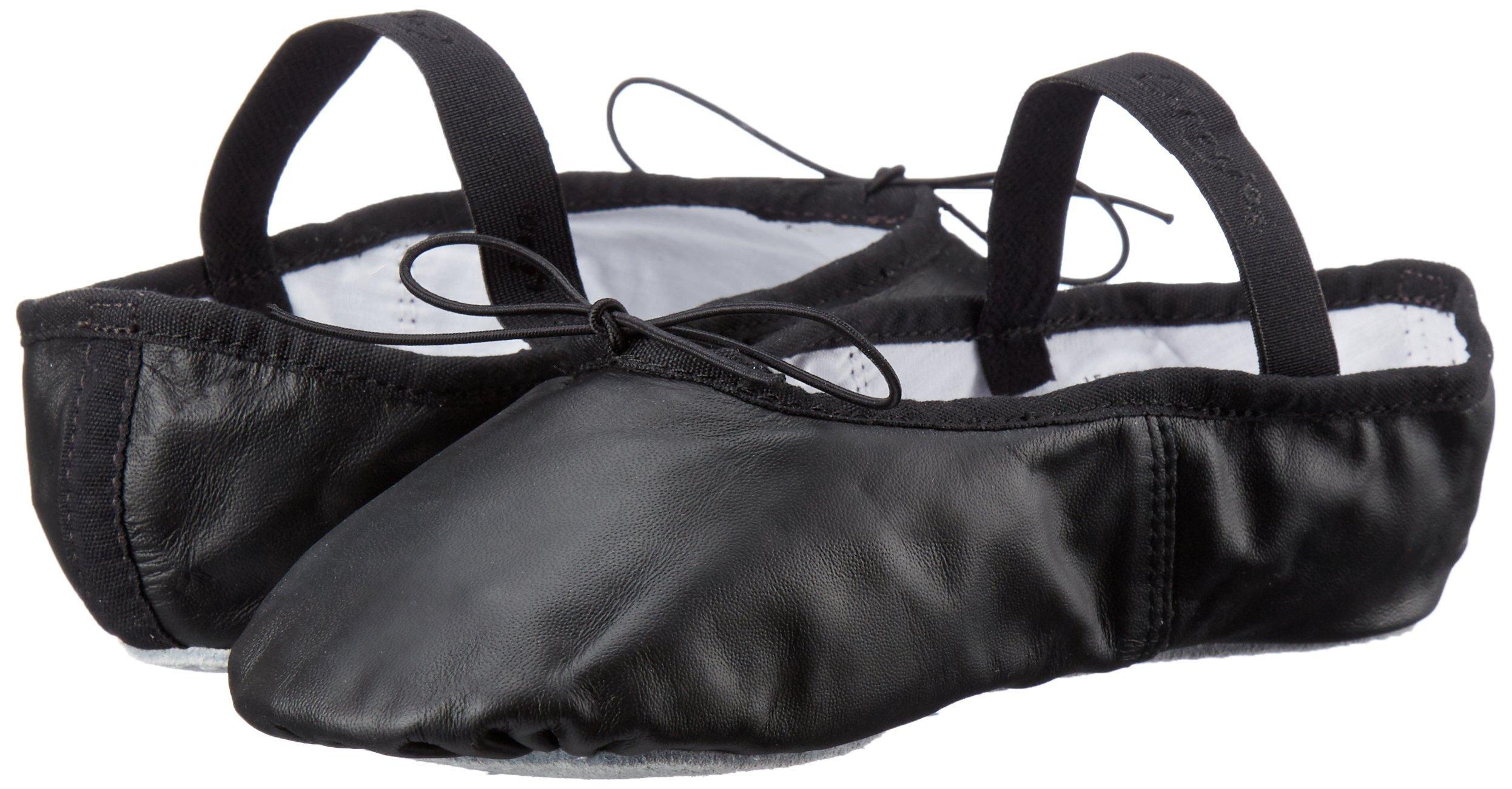 Capezio Daisy 205 Ballet Shoe (Toddler/Little Kid),Black,10 M US Little Kid by Capezio (Image #6)