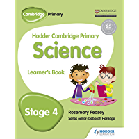 Hodder Cambridge Primary Science Learner's Book 4 (English Edition)