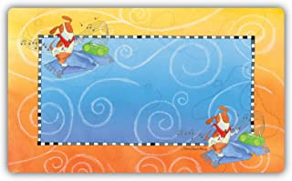 product image for Drymate Kitchen Dancer Dog Bowl Place Mat