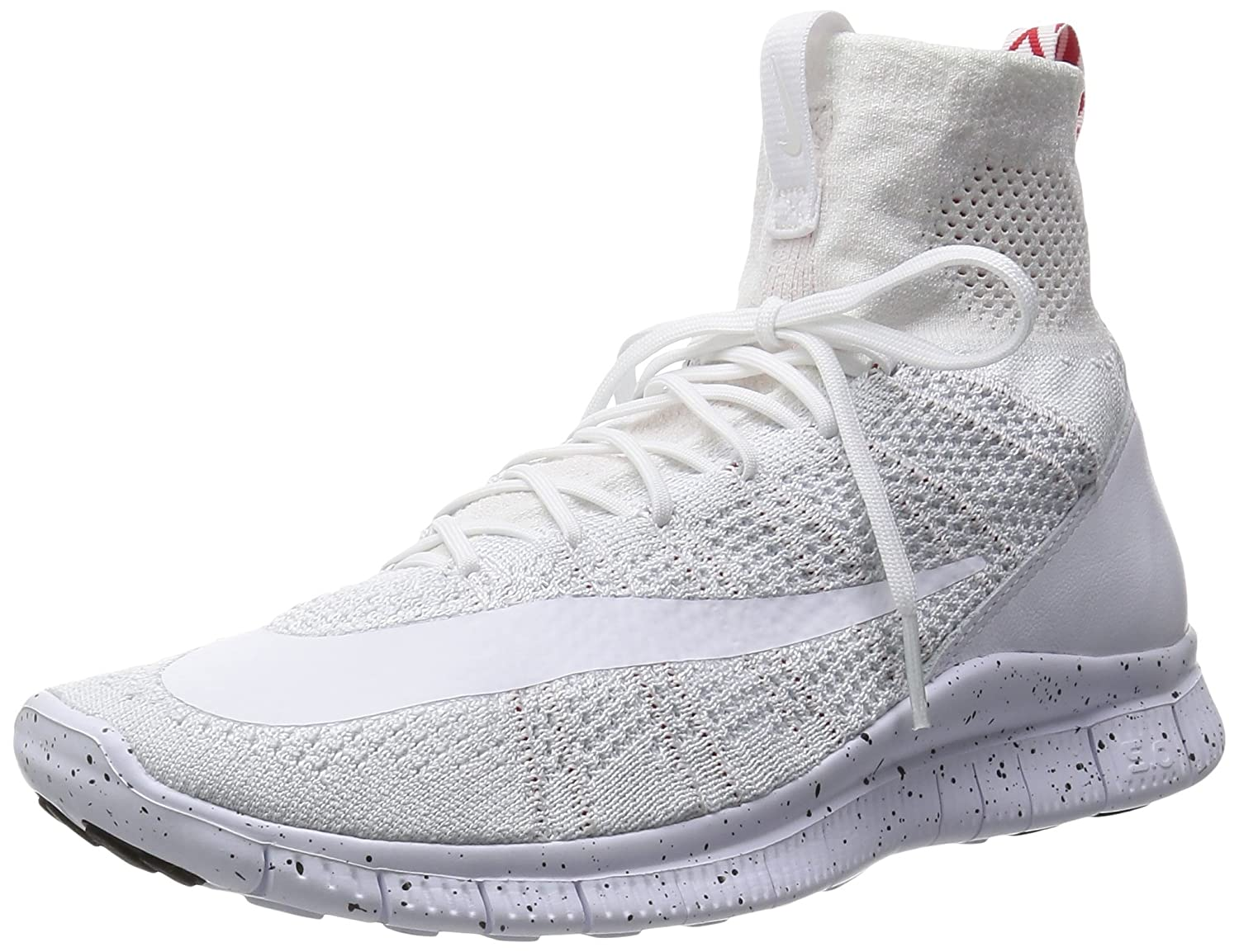 Men's Nike Free Flyknit Mercurial Running / Training Shoes