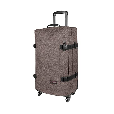 4547ca058d Eastpak Trolley Trans4 L 75cm Authentic 28.0 75.0 41.0 Woodlange [30K] 80.0  4 wheels 4.3 Soft shell 30 years: Amazon.co.uk: Luggage