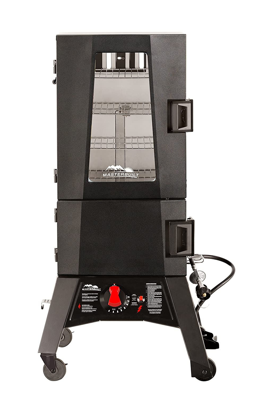 Masterbuilt RA49214 20050716 Propane Smoker, 30 Inch Thermotemp