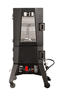 Masterbuilt RA49214 20050716 Propane Smoker, 30 Inches Thermotemp.