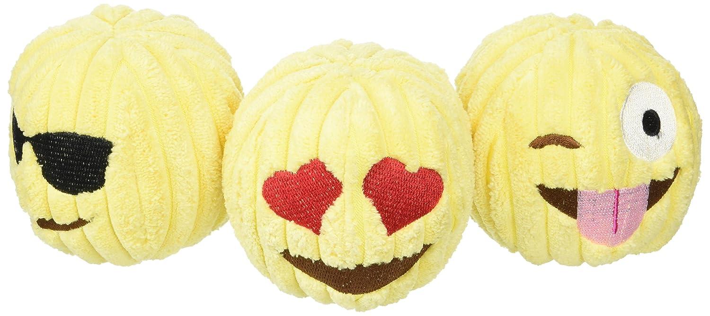 Emoji Tuff Ball Toy 3 PackAs Seen on ABC Shark Tank