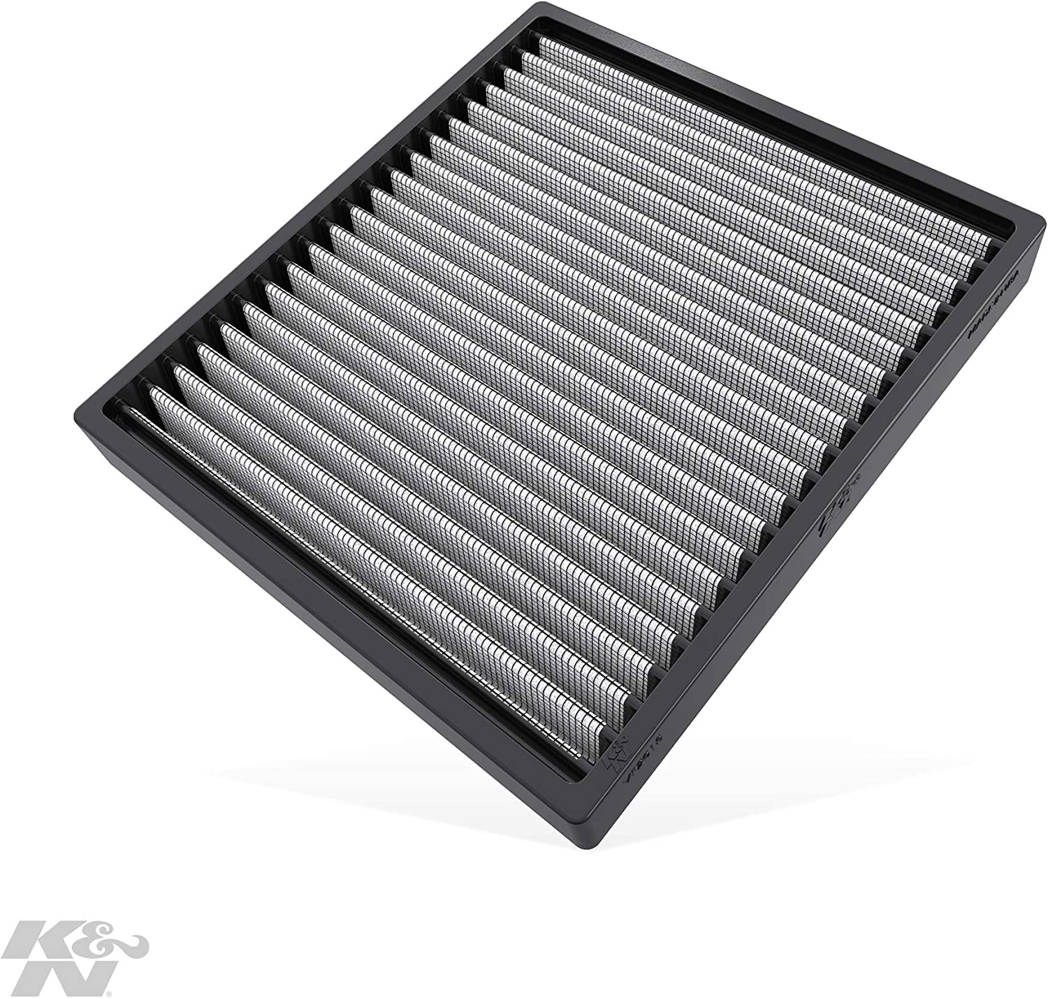 K&N Premium Cabin Air Filter: High Performance, Washable, Lasts for the Life of your Vehicle:Designed For Select 2007-2019 Dodge/Jeep/Chrysler Vehicle Models, VF2013