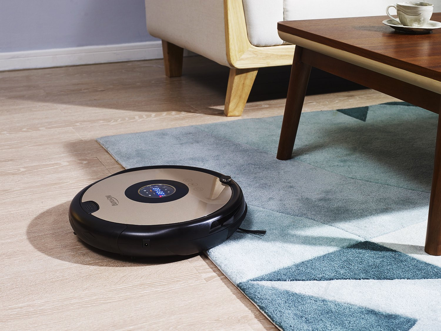 Top 15 Best Powerful Vacuum Cleaning Robots Reviews 2019