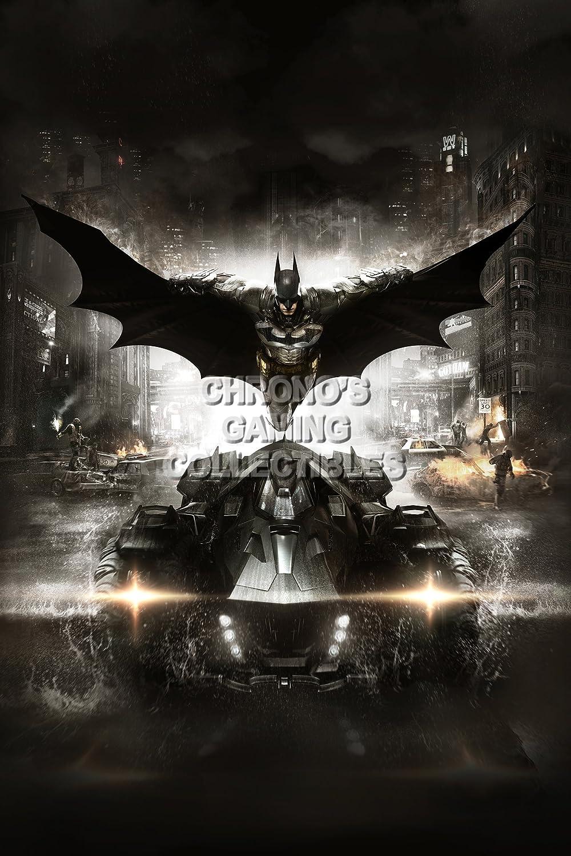 Batman CGC Enorme Cartel Arkham Origins - PS3 Xbox 360 ...