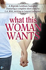 What This Woman Wants Kindle Edition