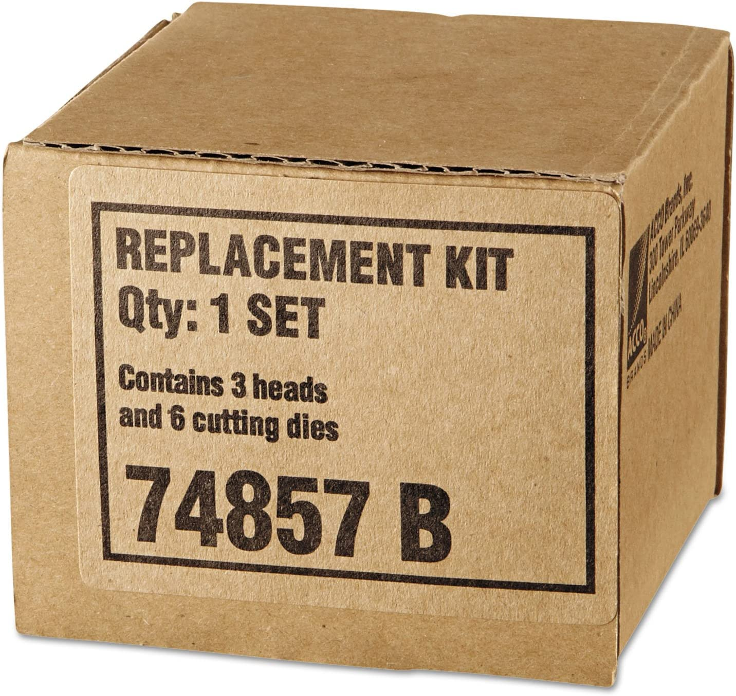 Replacement Head Punch Set SWI74857