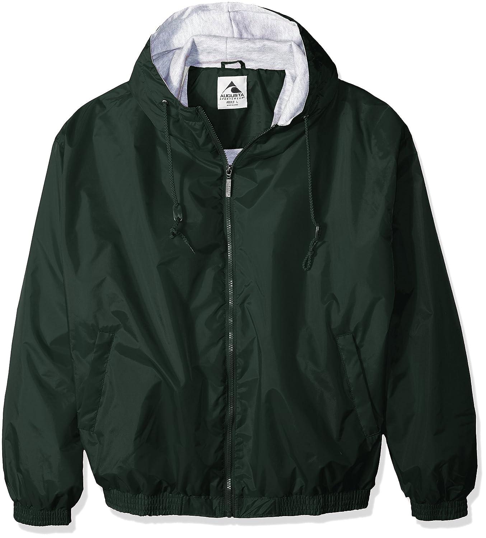 Augusta Sportswear Unisex-Adult Hooded Taffeta Jacket/Fleece Lined Augusta Sportswear Holdings Inc 3280