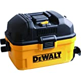 DeWALT Portable 4 Gallon Wet/Dry Vac