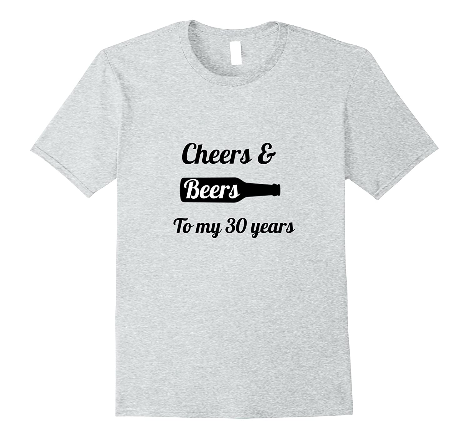 1987 – Cheers and Beers to 30 Years funny awesome t-shirt