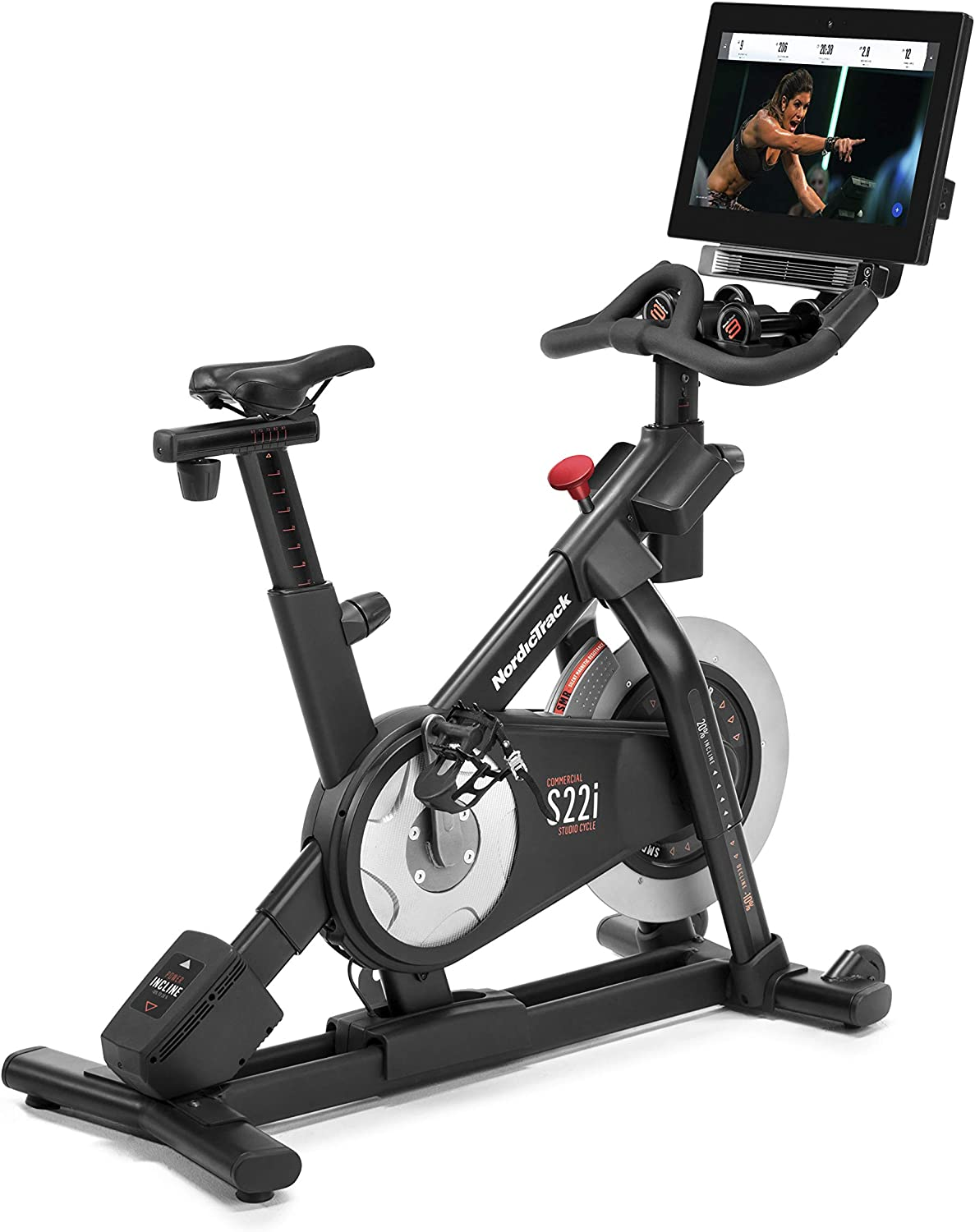 NordicTrack Commercial Studio Cycle (S15i and S22i)Includes 1-Year iFit Membership