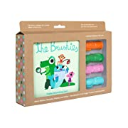 The Brushies - baby and toddler toothbrush and storybook gift set!